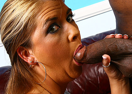 4 1 6 This babe cant wait to try Shorty Macs big black dick at Watching my Mom Go Black!